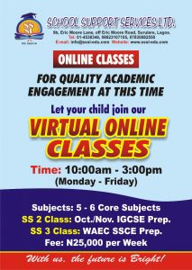 virtual online remote ssce class