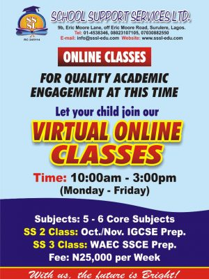 Virtual Online Alevel , IGCSE Remedial coaching class Lagos, Nigeria