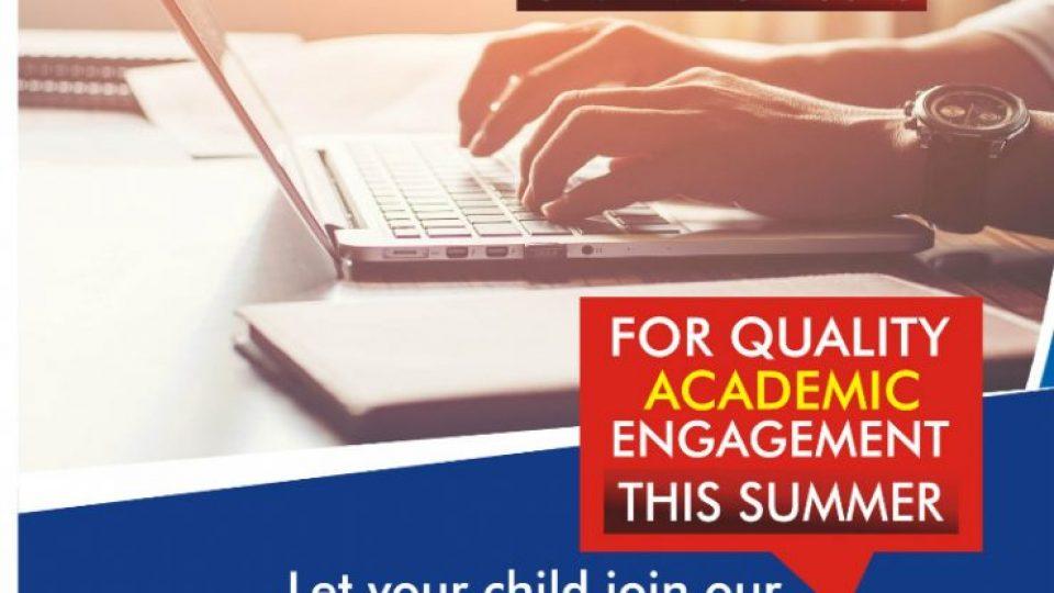 2020 Online Summer class